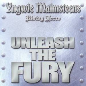 Cover - Yngwie J. Malmsteen's Rising Force: Unleash The Fury