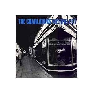 The Charlatans: Melting Pot - Cover
