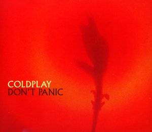 Coldplay: Don't Panic - Cover