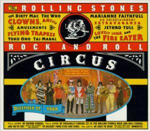 Rolling Stones Rock And Roll Circus, The - Cover