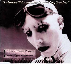 Marilyn Manson: Beautiful People, The - Cover