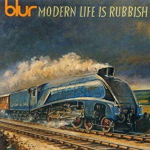 Cover - Blur: Modern Life Is Rubbish