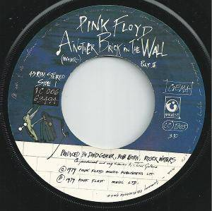 "Pink Floyd: Another Brick In The Wall - Part II (7"") - Bild 3"