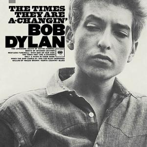 Bob Dylan: Times They Are A-Changin', The - Cover