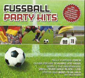 Fussball Party Hits - Cover