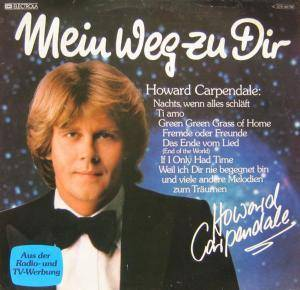 Howard Carpendale: Mein Weg Zu Dir - Cover