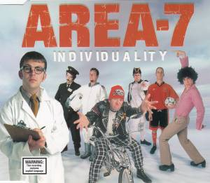 Cover - Area-7: Individuality