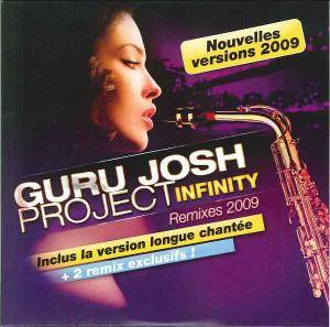 Cover - Guru Josh Project: Infinity Remixes 2009