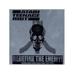 Cover - Atari Teenage Riot: Redefine The Enemy