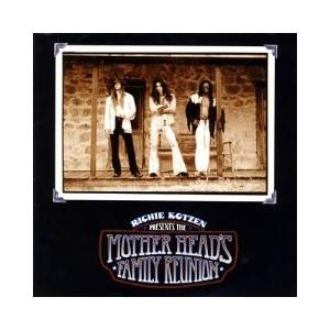 Cover - Richie Kotzen: Mother Head's Family Reunion