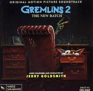 Jerry Goldsmith: Gremlins 2 - The New Batch - Cover