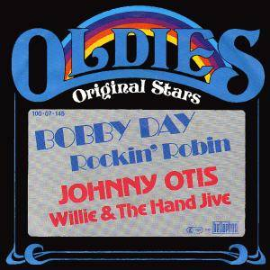 Cover - Bobby Day: Oldies - Original Stars