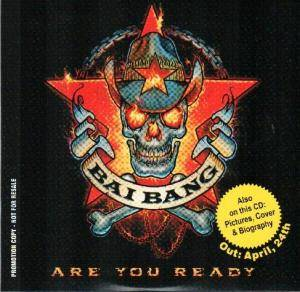 Cover - Bai Bang: Are You Ready
