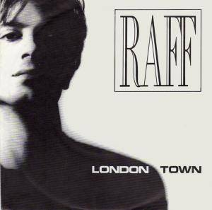 Cover - Raff: London Town