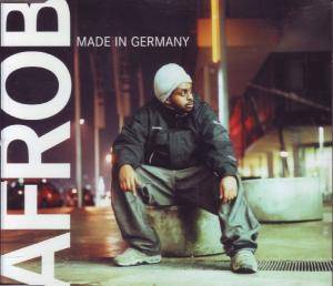 Afrob: Made In Germany - Cover