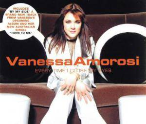 Cover - Vanessa Amorosi: Every Time I Close My Eyes