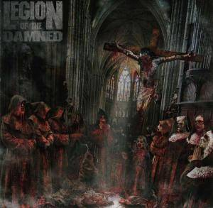 Legion Of The Damned: Full Of Hate (CD) - Bild 1