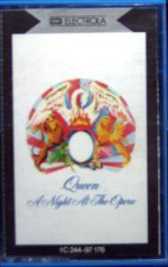 Queen: A Night At The Opera (Tape) - Bild 1