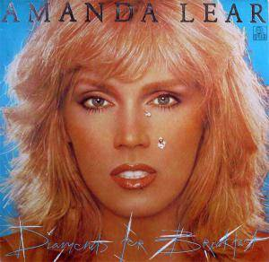 Cover - Amanda Lear: Diamonds For Breakfast