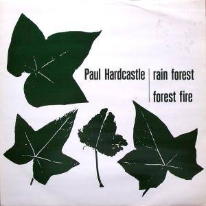 Paul Hardcastle: Rain Forest - Cover