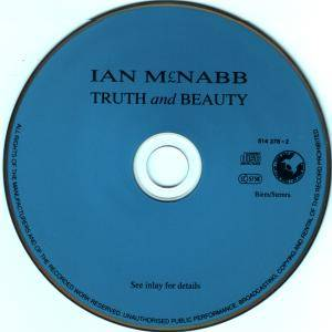 Ian McNabb: Truth And Beauty (CD) - Bild 4