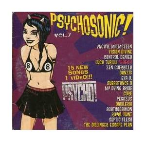 Cover - Various Artists/Sampler: Psycho! - Psychosonic!! Vol. 07