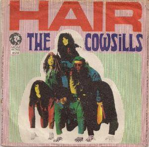 Cover - Cowsills, The: Hair