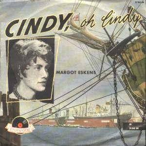 Margot Eskens: Cindy, Oh Cindy - Cover