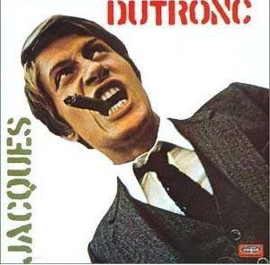 Jacques Dutronc: Jacques Dutronc - Cover