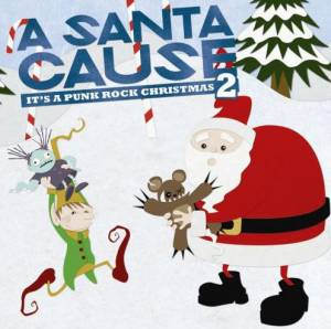 "Cover - Action Action: Santa Cause 2 ""It's A Punk Rock Christmas"", A"