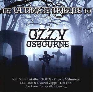 Ultimate Tribute To Ozzy Osbourne, The - Cover
