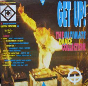 Cover - Rob 'n' Raz: Get Up! The Ultimate Dance Collection