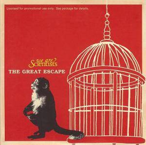 Cover - We Are Scientists: Great Escape, The