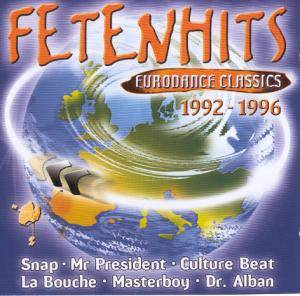 Cover - Love Message: Fetenhits - Eurodance Classics 1992-1996