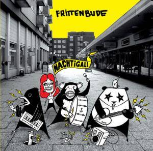 Cover - Frittenbude: Nachtigall