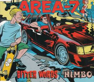 Cover - Area-7: Bitter Words / Himbo