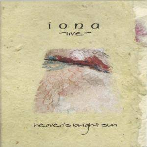 Iona: Heaven's Bright Sun - Cover