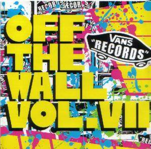 Vans Off The Wall Vol. 7 - Cover