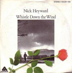 Cover - Nick Heyward: Whistle Down The Wind