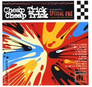 Cheap Trick: Special One - Cover
