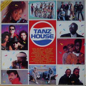 Cover - Twin Hype: Tanz House