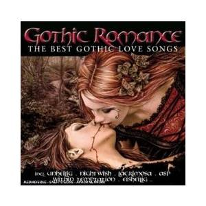 Cover - Katra: Gothic Romance - The Best Goth Love Songs
