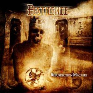 Pestilence: Resurrection Macabre - Cover
