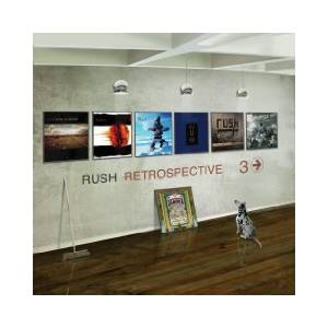 Rush: Retrospective III (1989-2008) - Cover