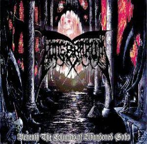 Funebrarum: Beneath The Columns Of Abandoned Gods - Cover