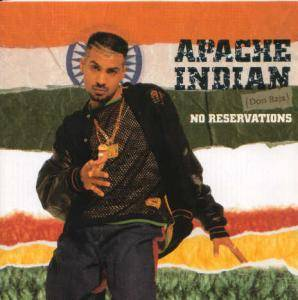 Cover - Apache Indian: No Reservations