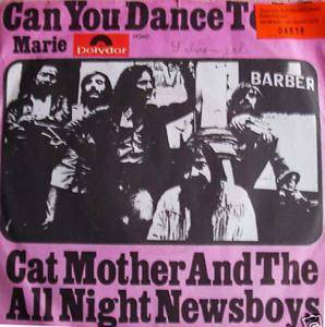 Cover - Cat Mother & The All Night Newsboys: Can You Dance To It