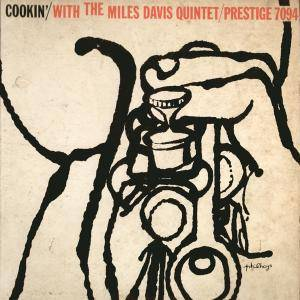 Miles Davis Quintet: Cookin' With The Miles Davis Quintet - Cover