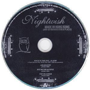 Nightwish: Made In Hong Kong (And In Various Other Places) (CD + DVD) - Bild 7