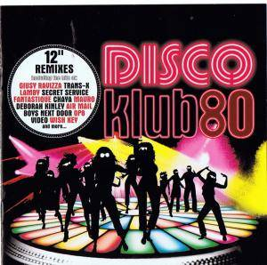 Cover - Video: Disco Klub 80